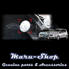 Chrome Fuel Gas Filler Door Cap Cover Trim for 09~ Chevrolet Spark/Spark GT/Beat