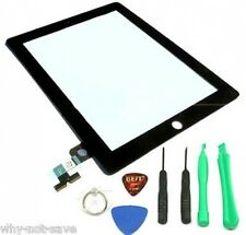 Touch Screen Glass screen Digitizer Replacement for Ipad 2 2ND A1395 A1396 A1397