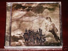 30 Rock / Metal CD Lot: Abigail Williams Legend 2006 Candlelight USA Records NEW