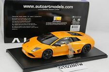 AUTOart 1:18 scale Lamborghini Murcielago LP640 (Arancio Atlas/Orange) 74622