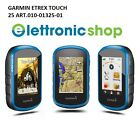 GARMIN ETREX TOUCH 25 GPS/GLONASS + TREKMAP ITALIA V4 PRO ART.020-00182-06