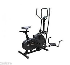 Lifeline Exercise Fitness Cardio Bike Cycle Orbitrek 4 In 1 Home Gym *****