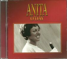 ANITA O'DAY CD - SOMETIMES I'M HAPPY, TEA FOR TWO & MORE