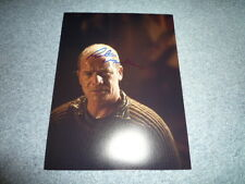 PETER MULLAN  signed autograph 8x10 ( 20x25 cm ) In Person CARGO, TRAINSPOTTING