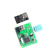 ESP8266 Wifi Temperature Humidity DHT11  Detection Module  STC89C52RC NEW