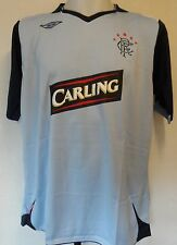 GLASGOW RANGERS 2006/07 S/S 3RD SHIRT BY UMBRO ADULTS SIZE XL BRAND NEW