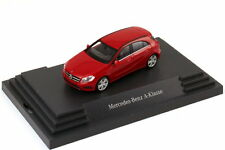1:87 Mercedes-Benz A-Klasse 2012 W176 jupiterrot rot red - DEALER-Edition Herpa