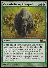 MTG OVERWHELMING STAMPEDE - FUGA TRAVOLGENTE - M11 - MAGIC