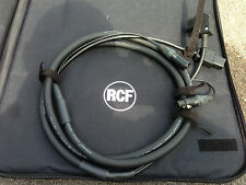 RCF Power & Signal Link Cable 2.5m Lead for Art 905-AS Sub 705-AS Sub 718-AS