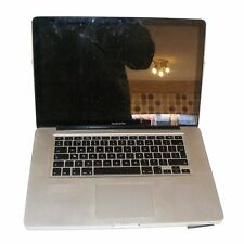 "Apple MacBook Pro A1286 15.4"" Laptop EARLY 2010 Spares Only"