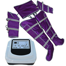 Press Therapy Detox Weight Fat  Loss Treatment Pressure Suit Equipment 110-220v