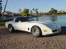 1980 Chevrolet Corvette  coupe with mirrored T-tops