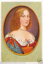 Christina Drottning Kristina Queen of Sweden Schweden CARD IMAGE 1933