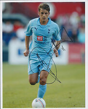 David BENTLEY SPURS SIGNED COA Autograph 10x8 Photo AFTAL Genuine RARE Tottenham
