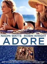 Adore DVD (2013) Widescreen New Sealed Naomi Watts & Robin Wright