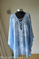 NEW EMILIO PUCCI KAFTAN / DRESS /COVER UP Made in Italy SIZE 8 10 12 14 ( £950)
