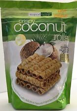 Tropical Fields Crispy Coconut Rolls Value Pack 9.3 oz