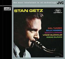 Stan Getz With Cal Tjader (JVC) by Stan Getz (Sax)/Cal Tjader (CD, Jul-2002, JVC