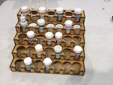 TTCombat - PRCDA - Paint Storage Rack for P3 and Coat d'arms Paints (35)