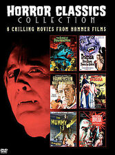 Horror Classics Collection The Curse of Frankenstein / Dracula Has Risen from t