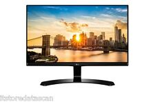 "LG IPS 27"" 27MP68VQ/HM LED TFT FULL HD Borderless 3 Yrs Onsite LG Warranty"