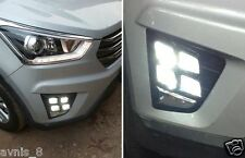 LED High Intensity Fog Light For Hyundai Creta Set Of 2