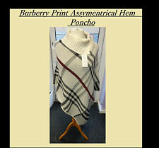 NEW Burb Cheque Print Poncho Plus Size 16 18 20 22 24 26 BE evans very yours