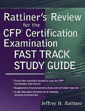 Rattiner's Review for the CFP Certification Examination, Fast Track St-ExLibrary