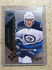 11-12 UD Black Diamond Quad Rookie RC Gems #230 MARK SCHEIFELE