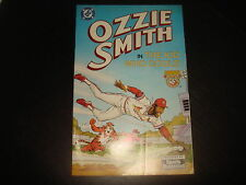 OZZIE SMITH in THE KID WHO COULD Sports Illustrated Promo  DC Comics 1992  NM