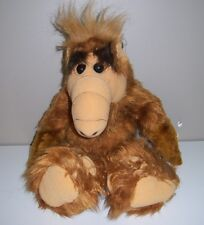 "Vintage 1986 Stuffed Alf 18"" - Alien Productions & Coleco Industries"
