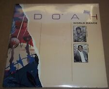 DO'AH - World Dance - Global Pacific OZ 40734 SEALED