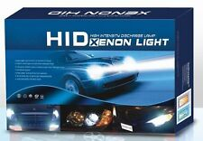Bi-Xenon HID Kit For All Cars H4 Size Hi-Low Beam 35W 6000K Pure Dimond White.