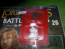 LOTR BATTLE GAMES OF MIDDLE EARTH MAGAZINE 26 WITH FARAMIR