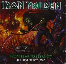 IRON MAIDEN FROM FEAR TO ETERNITY THE BEST OF 1990-2010 2CD ALBUM SET (2011)