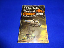 The Imperial Stars:Family d'Alembert #1 by E. E. DOC SMITH -1976 Small PB Book!!