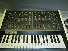 THE CAT by OCTAVE SYNTHESIZER - made in USA