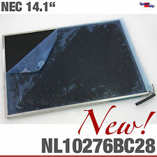 "14.1"" 35.8cm NOTEBOOK TFT LCD DISPLAY NEC NL10276BC28 141BLM05 MATRIX SCREEN NEW"