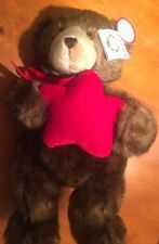 "New Limited Edition Musical Gunn Teddy Bear-18"" Plush-SHIPS FREE"