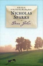 Dear John Nicholas Sparks 2006 Hardcover First Edition New York Times Bestseller
