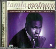 Marvin Gaye. Early Classics (1996) CD NUOVO Lucky Lucky Me. No Good Without You