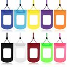 Waterproof Underwater Pouch Dry Bag Case Cover For Universal Phone Touchscreen