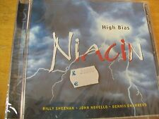NIANCIN HIGH BIAS CD SIGILLATO HDCD