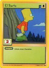 Simpsons Karte - El Barto