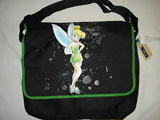 DISNEY TINKER BELL NWT NEW MESSENGER SHOULDER BAG CROSS MAILER BOOK DIAPER PURSE