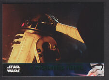 Topps Star Wars - The Force Awakens Series 2 - Green Parallel Card # 54