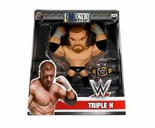"JADA 6"" METALS WWE TRIPLE H (M209) DIECAST ACTION FIGURE 97978"