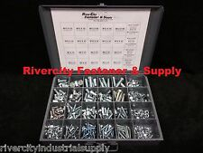 Metric Bolt / Screw Assortment with Nuts & Washer M6, M8, M10 & M12 grade 10.9
