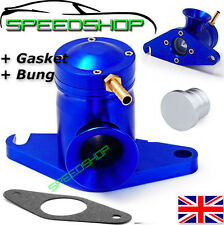 SUPERSONIC ATMOSPHERIC BLOW OFF BOV DUMP VALVE fit SUBARU IMPREZA 01-07 WRX STI