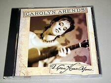Carolyn Arends I CAN HEAR YOU Christian Praise & Worship Music 11-Song CD